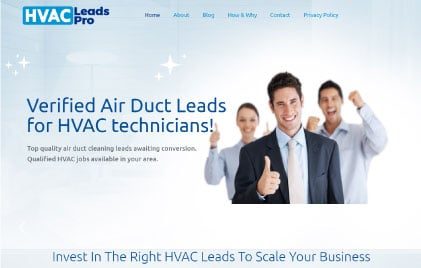 HVAC Leads pro