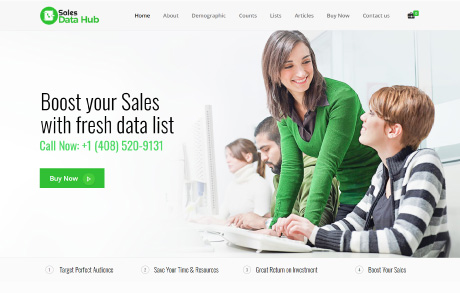 Sales Data Hub