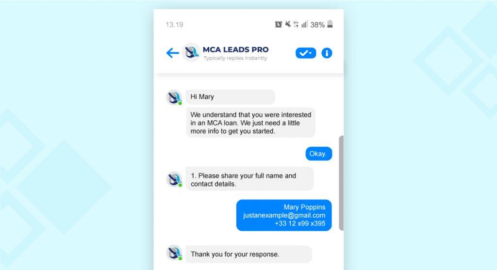 Chat-Bot-conversation